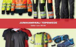 Junikampanj topswede