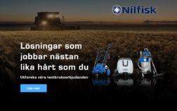 Nilfisk-mobil